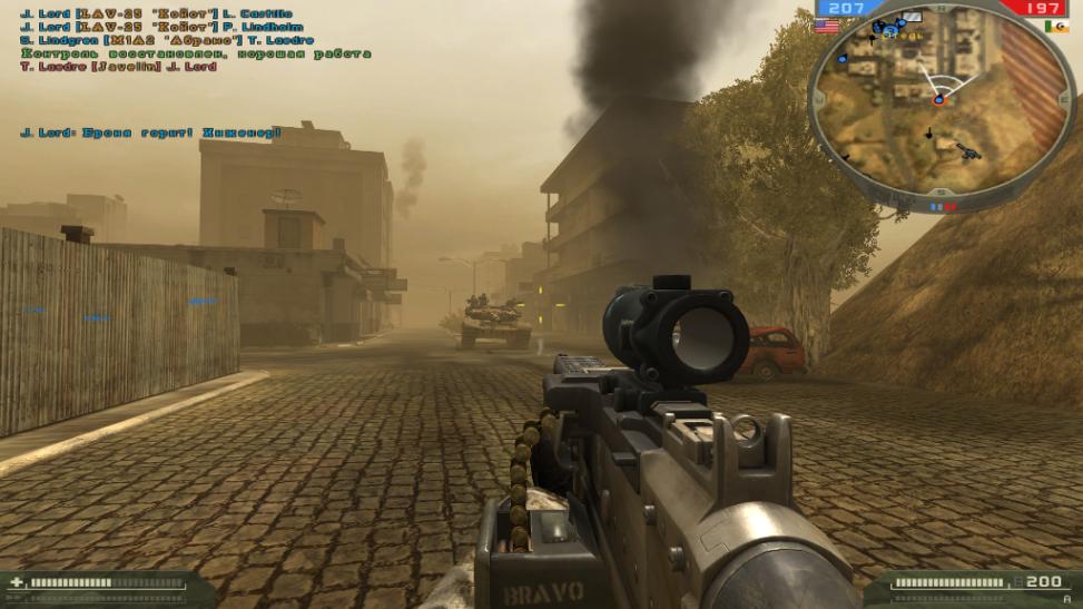 мод для Battlefield 2 Real War скачать - фото 10